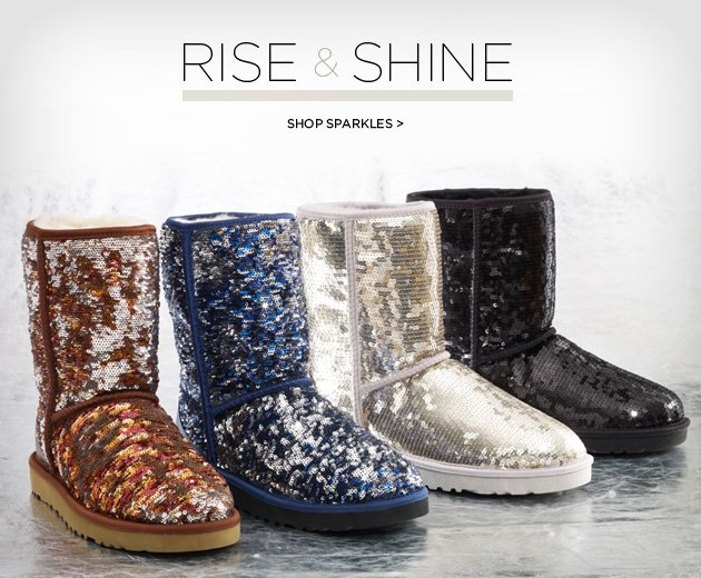 Rise and Shine - Shop Sparkles
