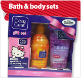 Bath and Body Sets
