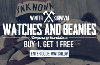 Watches and Beanies – But One, Get One