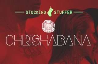 Stocking Stuffer: CHRISHABANA