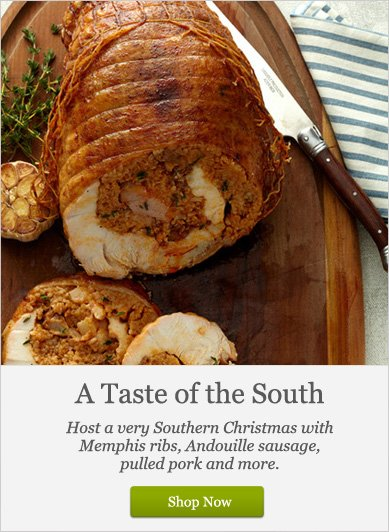 A Taste of the South - Shop Now