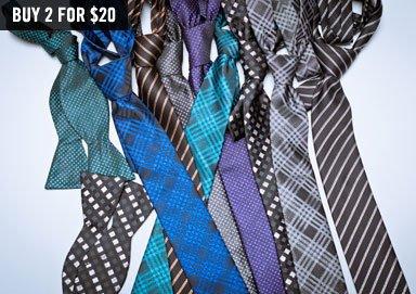 Shop Neckwear by Little Black Ties