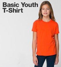 Basic Youth T Shirt