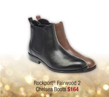 Rockport® Fairwood 2 Chelsea Boots
