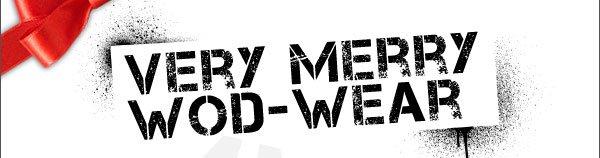 Very Merry Wod-Wear