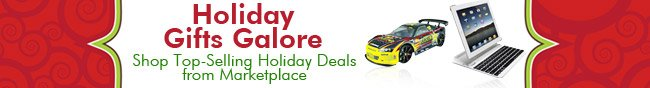 Holiday Gifts Galore. Shop Top-Selling Holiday Deals from Marketplace.