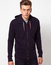 Fred Perry Sweat Hooded Zip
