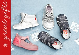Kickers for Infants & Toddlers
