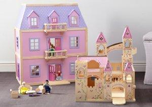 Melissa and Doug Dolls & Doll Houses