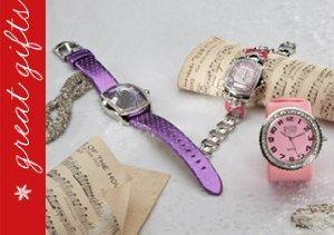 Jingle Belles: Girls' Jewelry & Watches