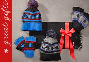 Original Penguin Cold Weather Accessories