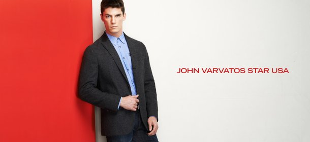 JOHN VARVATOS STAR USA, Event Ends December 10, 9:00 AM PT >