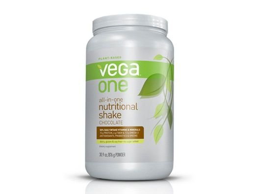 FREE SHIPPING: Vega One Complete Nutritional Shake from Brendan Brazier