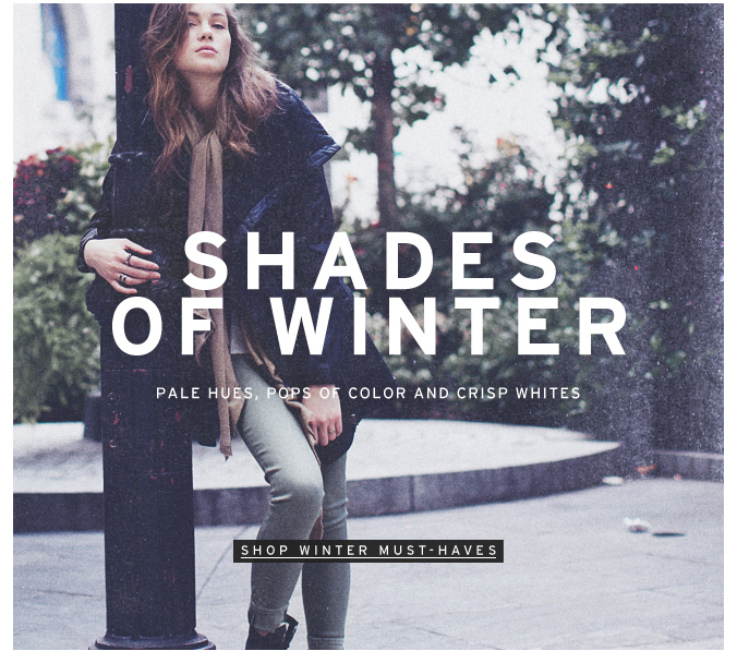Winter Must-Have Denim Plus Receive a Gift Card With Purchase of $250 or more!
