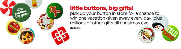 little buttons, big gifts! details