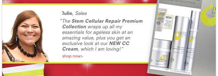 Stem Cellular Repair Premium Collection