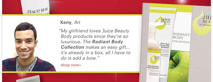 Radiant Body Collection