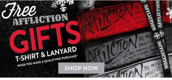 Shop Affliction