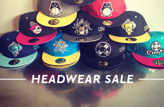 Headwear Sale