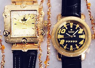 Diamond Master Watches