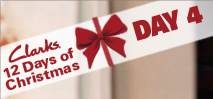 Day 4 of Clarks 12 Days of Christmas