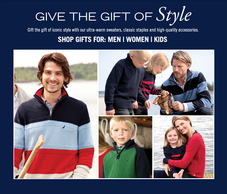 The Gift Of Style. Gift the gift of iconic style with our ultra-warm sweaters, classic staples and high-quality accessories.
