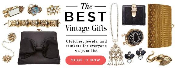 Vintage Friday - Trinkets