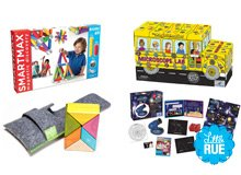 The Smartest Gifts Kids' Educational Toys & More