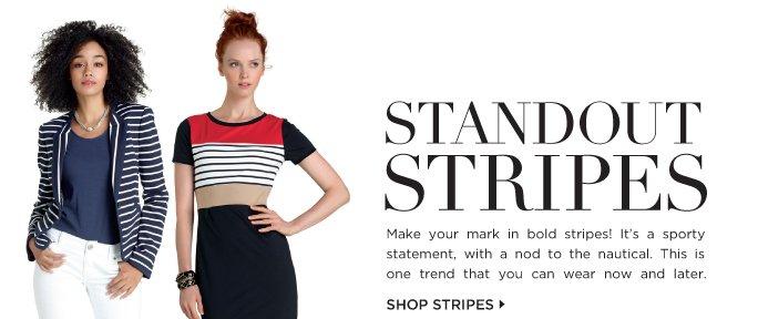 SHOP STRIPES »