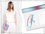 DO IT YOURSELF: Hologram Clutch