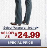 Womens Select Wrangler