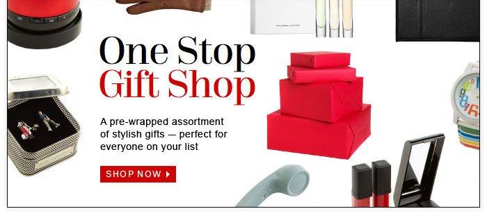Shop now Gift Shop