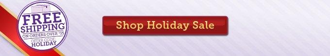 Shop Holiday Sale