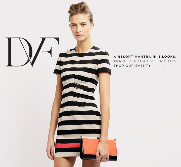 Shop Our DVF Event