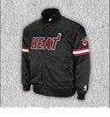 Miami Heat Backup Satin Jacket