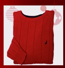 Shop Red Sweaters