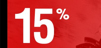 Get 15% Cashback Applied to Your Next Order