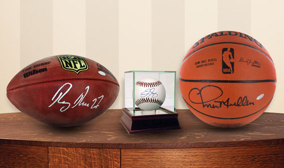 Unique Sports Memorabilia - Visit Event