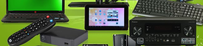 TV Media Player, Receiver, Tablet