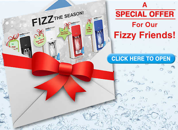 A Special Offer For Our Fizzy Friends
