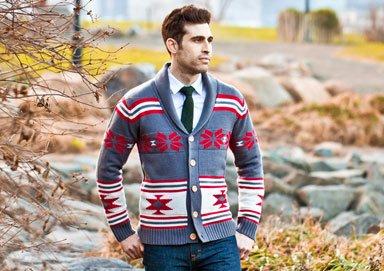 Shop Fair Isle Fans: Textured Sweaters