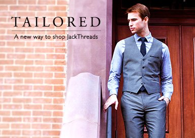 Shop Tailored ft. Edge by WD.NY