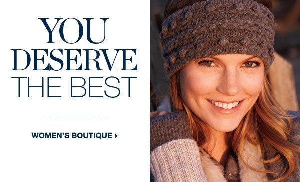 YOU DESERVE THE BEST | SHOP BOUTIQUE FOR WOMEN