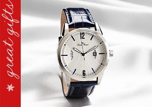 Classic Watches from Lucien Piccard, Rotary & Croton