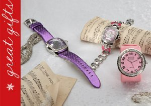 Jingle Belles: Girls' Jewelry & Watches