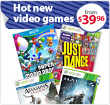 Hot New Video Games