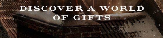 Discover a World of Gifts