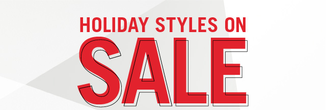HOLIDAY STYLES ON SALE! www.aldoshoes.com/us/sale