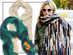 ACCESSORY SPOTLIGHT: Scarves
