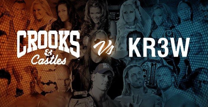 Crooks vs. Kr3w